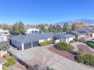 Rio Rancho Single Family Home For Sale: 3705 Torrey Pines Road SE