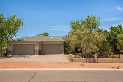 Rio Rancho Single Family Home For Sale: 6501 Kalgan Road NE
