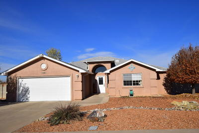 Single Family Home For Sale: 1009 Guapo Road