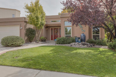 Single Family Home For Sale: 9308 Mabry Lane NE