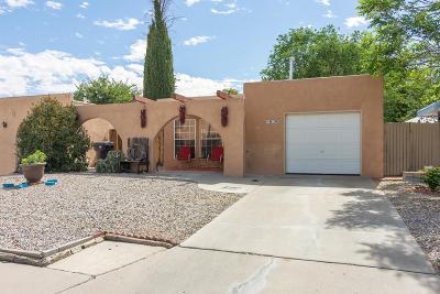 Single Family Home For Sale: 4608 Overland Street NE