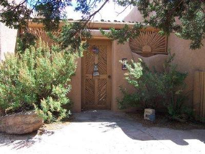 Placitas Single Family Home For Sale: 6 Sage Hill Drive