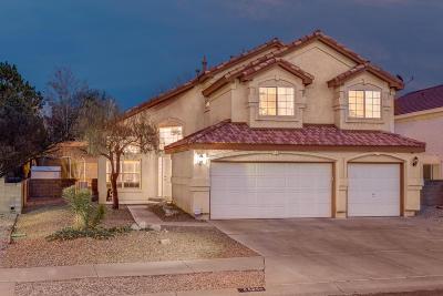 Bernalillo County Single Family Home For Sale: 8424 Sandoval Street NE