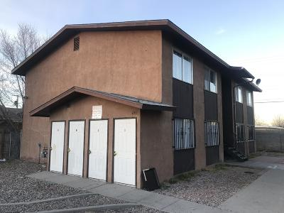 Bernalillo County Multi Family Home For Sale: 241 Charleston Street NE