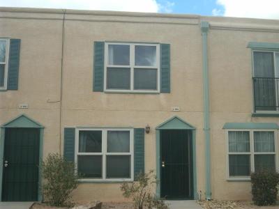Albuquerque Attached For Sale: 3301 Monroe Street NE #J105