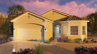 Rio Rancho Single Family Home For Sale: 2814 La Luz Circle NE