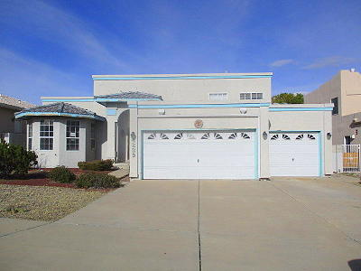 Albuquerque Single Family Home For Sale: 4239 Talmadge Avenue NW