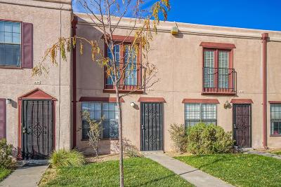 Albuquerque Attached For Sale: 3301 Monroe Street #B15