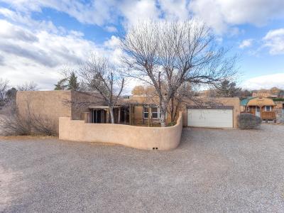 Corrales Single Family Home For Sale: 1039 Meadowlark Lane