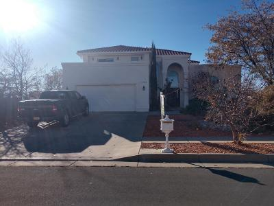 Albuquerque Single Family Home For Sale: 6008 Sierra Linda Avenue NW