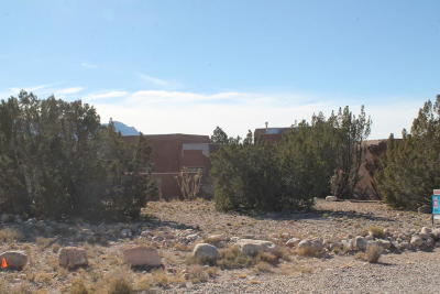 Placitas Single Family Home For Sale: 3 Camino De La Questa Del Aire