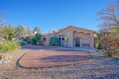 Albuquerque Single Family Home For Sale: 700 Carlisle Place SE