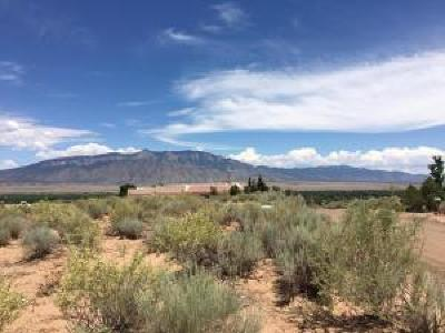Rio Rancho NM Residential Lots & Land For Sale: $42,500