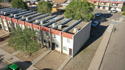 Bernalillo County Multi Family Home For Sale: 1515 8 Th Street