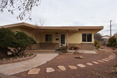 Albuquerque NM Single Family Home For Sale: $164,000