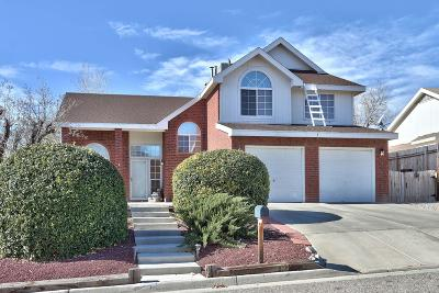 Valencia County Single Family Home For Sale: 3 Juniper Place