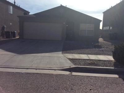 Albuquerque Single Family Home For Sale: 9212 Hondo Valley Place SW