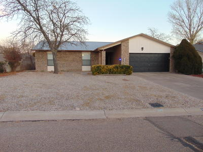 Rio Rancho Single Family Home For Sale: 2349 Lema Road SE