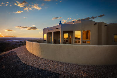 Placitas Single Family Home For Sale: 29 Pueblo Bonito