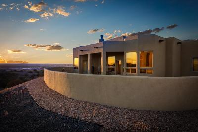 Bernalillo, Placitas Single Family Home For Sale: 29 Pueblo Bonito
