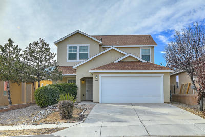 Rio Rancho Single Family Home For Sale: 1468 Reynosa Loop SE