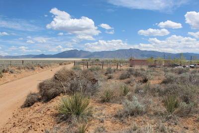 Los Lunas Residential Lots & Land For Sale: Dirt Road
