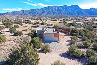 Placitas Single Family Home For Sale: 11 Tierra Madre Road