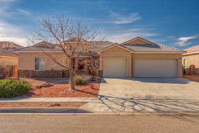 Rio Rancho Single Family Home For Sale: 1627 Arbolera Loop SE