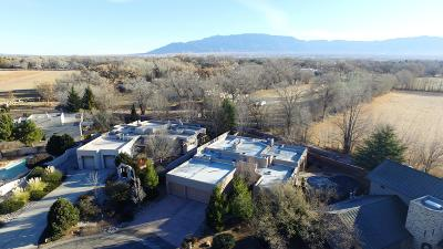 Albuquerque Single Family Home For Sale: 1005 Tierra Viva Court NW