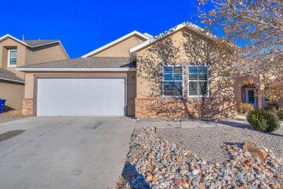 Albuquerque Single Family Home For Sale: 10608 Calle Merida NW