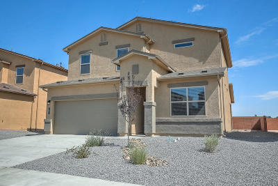 Valencia County Single Family Home For Sale: 5 Dos Hermanos Court