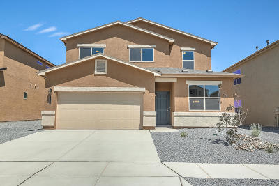 Valencia County Single Family Home For Sale: 15 Dos Hermanos Court