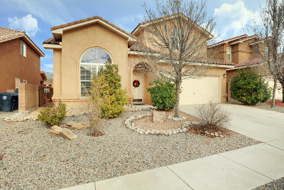 Albuquerque Single Family Home For Sale: 1816 Shadow Leader Place