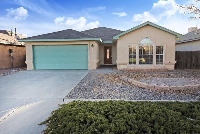 Albuquerque Single Family Home For Sale: 6804 Fresca Court NW