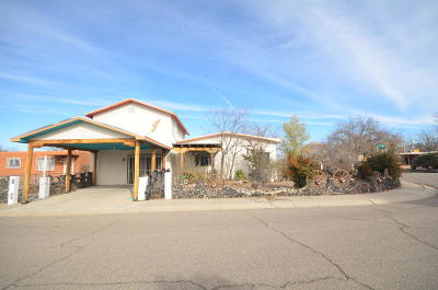 Albuquerque Single Family Home For Sale: 2201 Marie Place NW