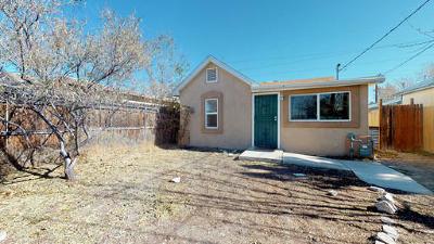 Albuquerque Single Family Home For Sale: 1016 Arno Street NE
