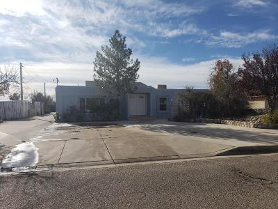 Rio Rancho Single Family Home For Sale: 3010 Sue Circle SE