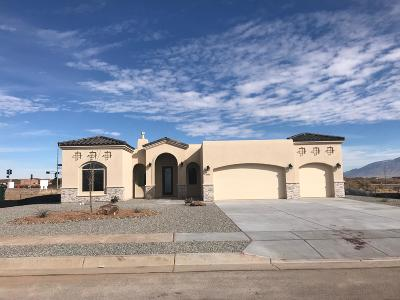 Albuquerque Single Family Home For Sale: 6516 Onyx Court NW