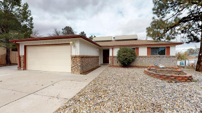 Albuquerque NM Single Family Home For Sale: $175,000