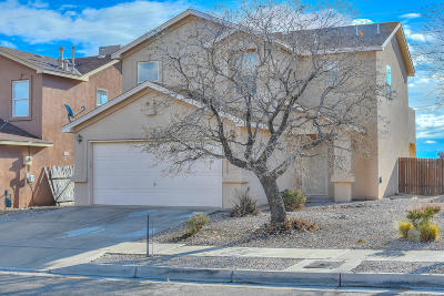 Bernalillo County Single Family Home For Sale: 1308 Casa Roja Place NW