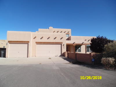 Rio Rancho Single Family Home For Sale: 612 7th Street NE