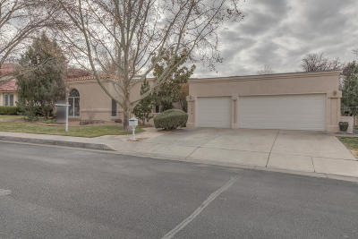 Albuquerque Single Family Home For Sale: 11208 Country Club NE