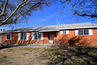 Albuquerque Single Family Home For Sale: 10427 Valtierra Place SW