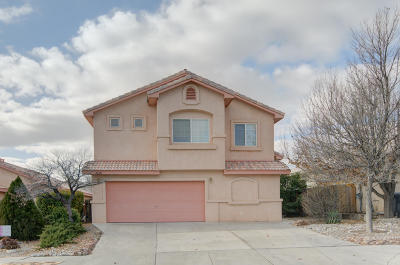 Albuquerque NM Single Family Home For Sale: $234,900