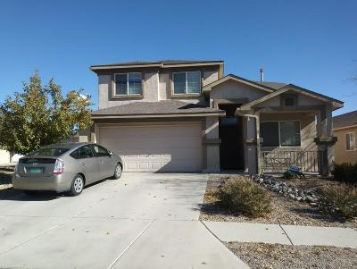 Los Lunas Single Family Home For Sale: 570 Rain Lily Road SW