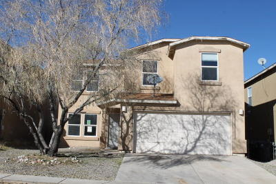 Albuquerque NM Single Family Home For Sale: $151,500