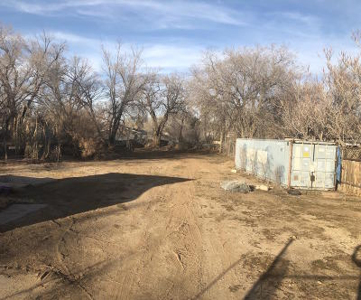 Albuquerque Residential Lots & Land For Sale: 2007 Larrazolo Road SW