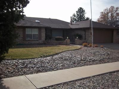 Albuquerque NM Single Family Home For Sale: $364,900
