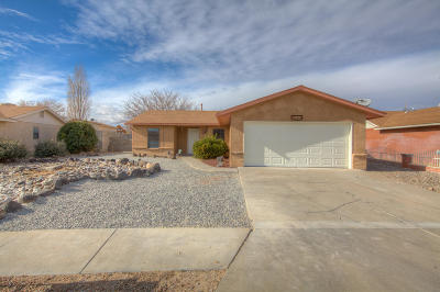 Albuquerque NM Single Family Home For Sale: $174,900