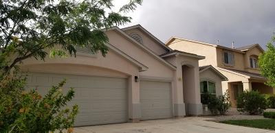 Rio Rancho Single Family Home For Sale: 3517 Shiloh Road NE